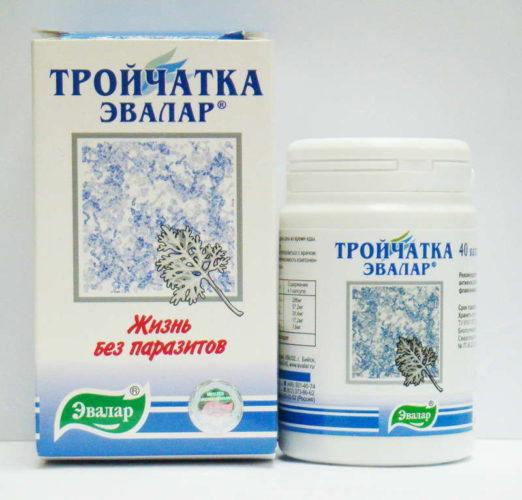 таблетки от паразитов организме человека отзывы