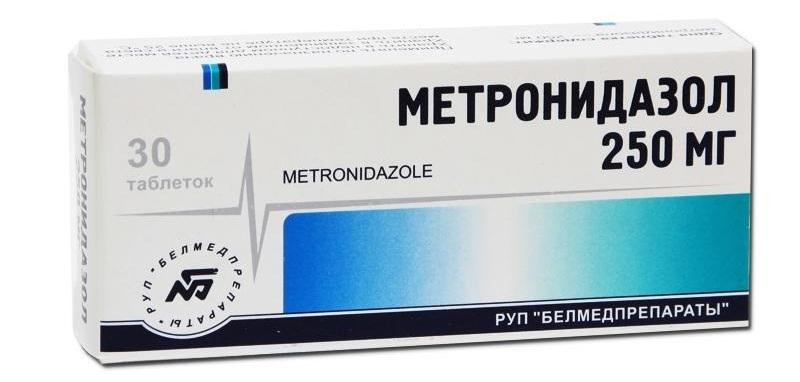 метронидазол и амоксициллин одновременно можно принимать