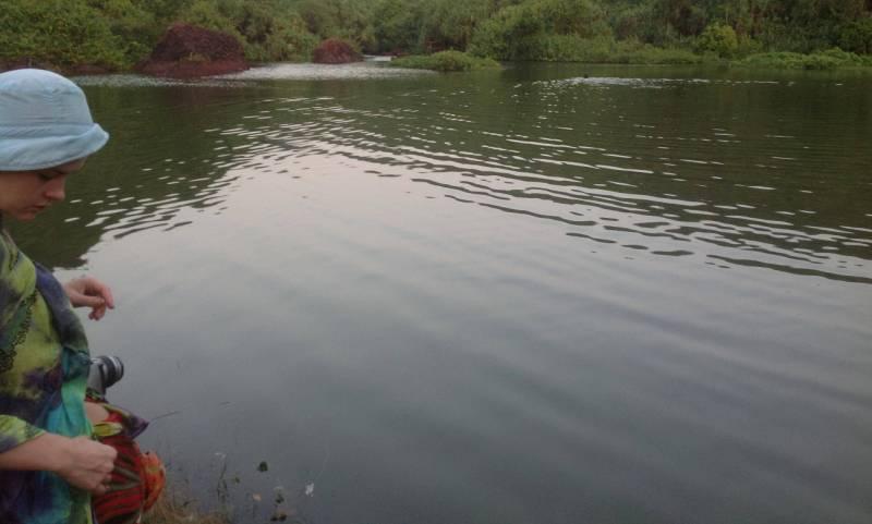 Пресный водоем