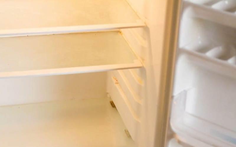 Средняя полка холодильника