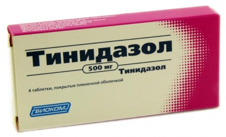 Препарат Тинидазол