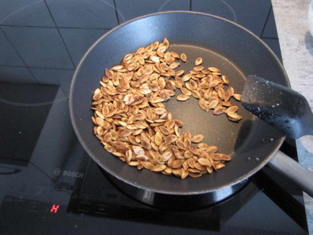 Семена тыквы беременным