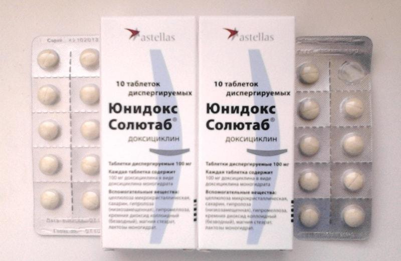 юнидокс от паразитов отзывы инструкция по применению