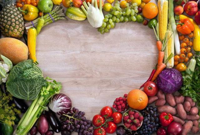Чистые овощи